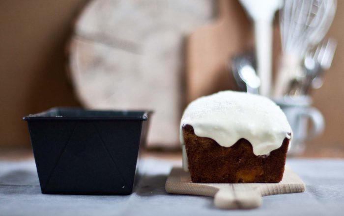 Carrot Cake Rezept gesund Kuchen Möhren
